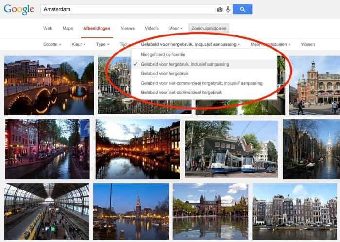 zoekopdracht google images